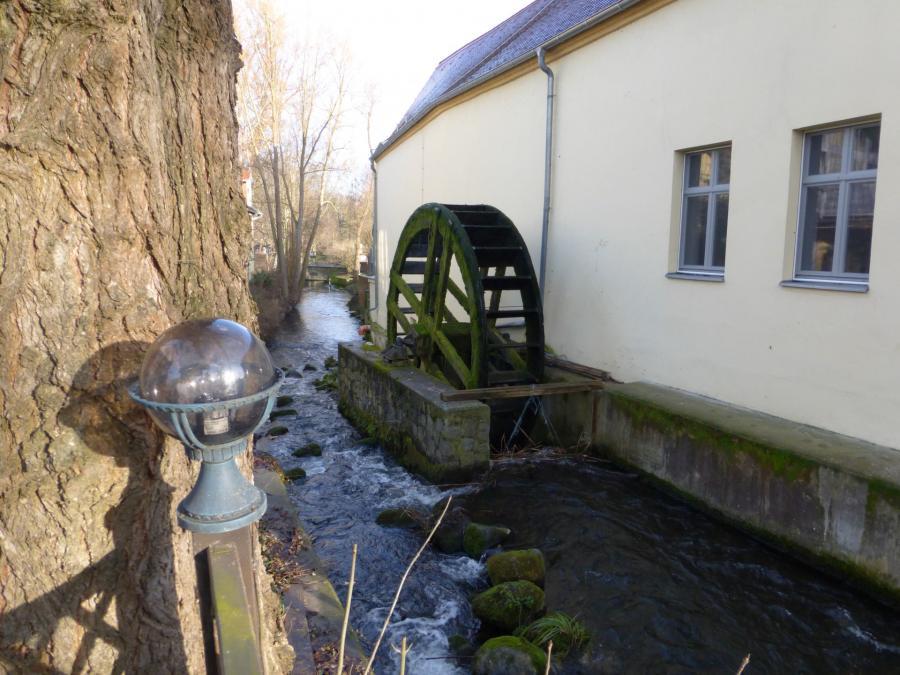 Wassermühle in Buckow