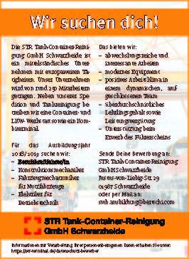 Anzeige Heide Extra 02/18 STR