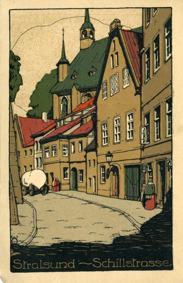 Stralsund-Schillstrasse