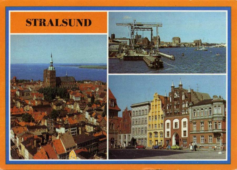 Stralsund 1987