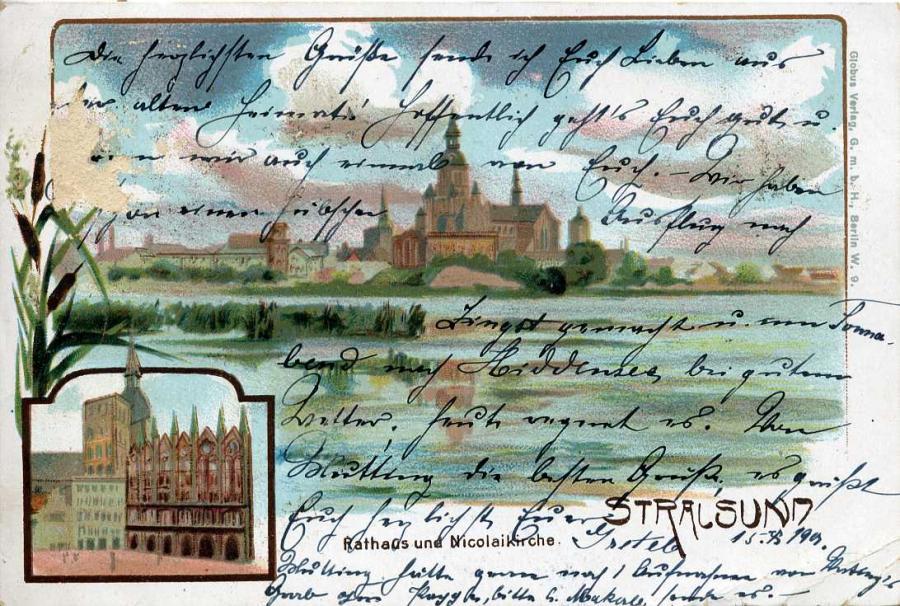 Stralsund 1901