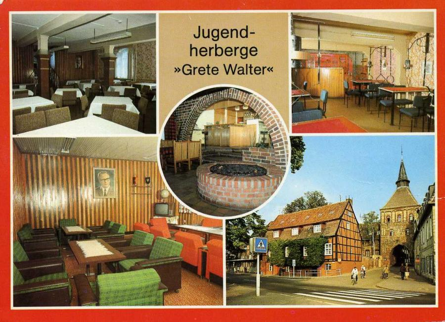 Stralsund Jugendherberge 1988