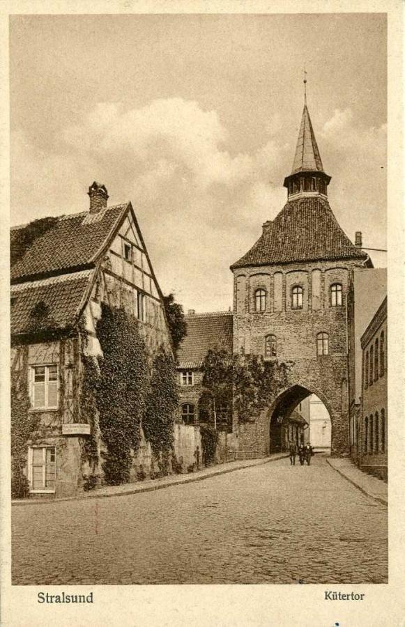 Stralsund Kütertor