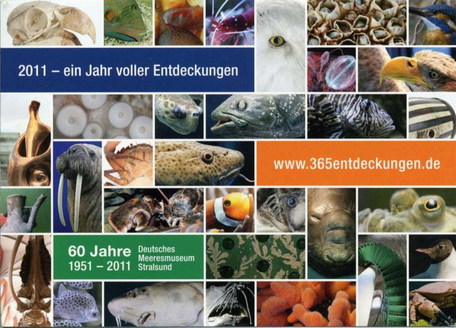 Stralsund Deutsches Meeresmuseum 2011
