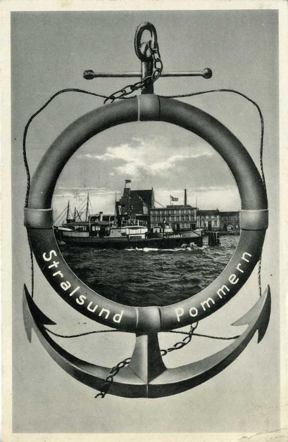 Stralsund Pommern