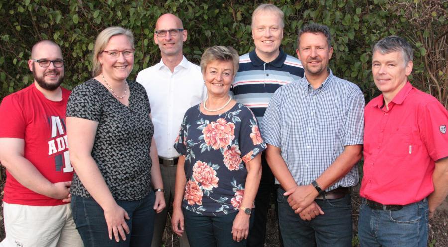 Mitglieder des Strategieausschusses