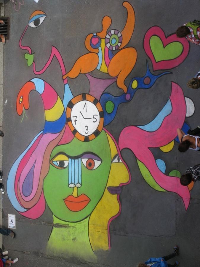 Streetart 2012