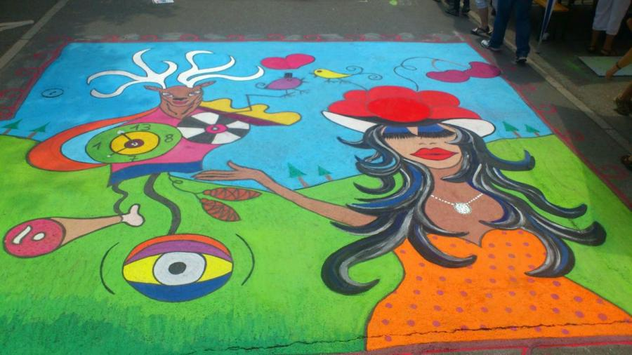 Streetart 2013