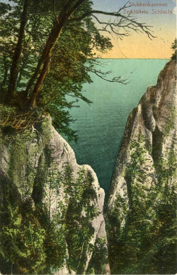 Stubbenkammer 1911