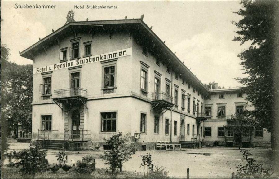 Stubbenkammer Hotel Stubbenkammer