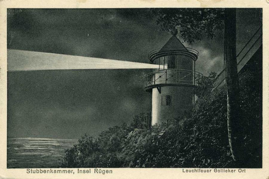 Stubbenkammer Insel Rügen 1925