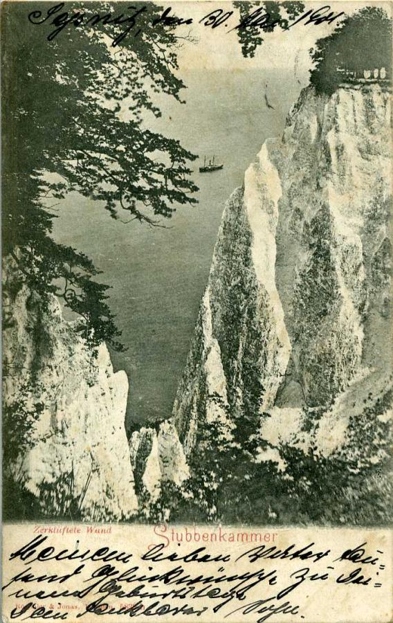 Stubbenkammer 1901