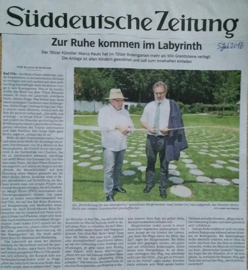 Sueddeutsche Zeitung 05-07-2016