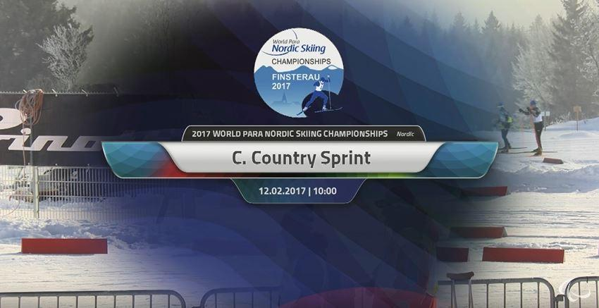 Sunday 12.02.2017 Cross Country Sprint