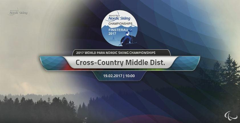 Sunday 18.02.2017 Cross Country Middle Distance