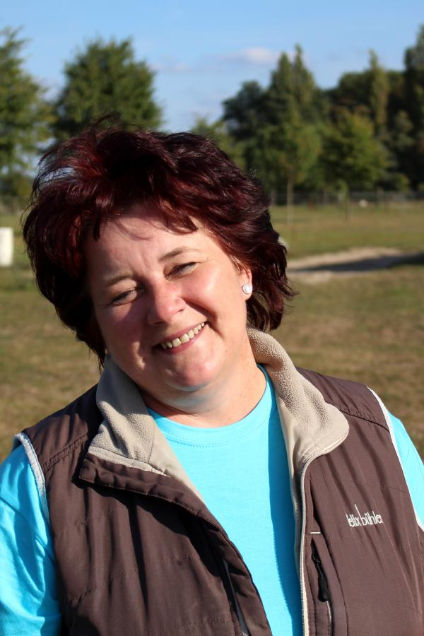 Susanne Diderich - zweite Vorsitzende