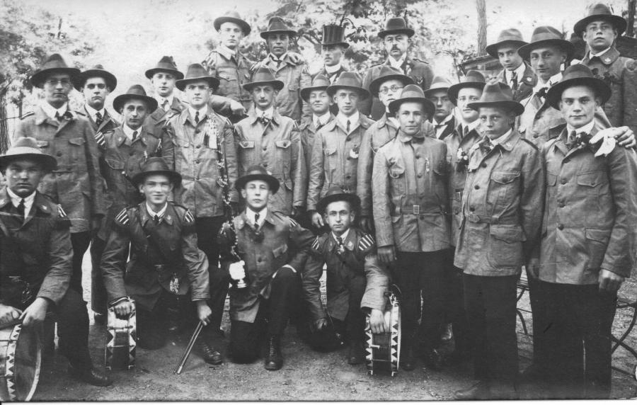 Jungschützen 1925