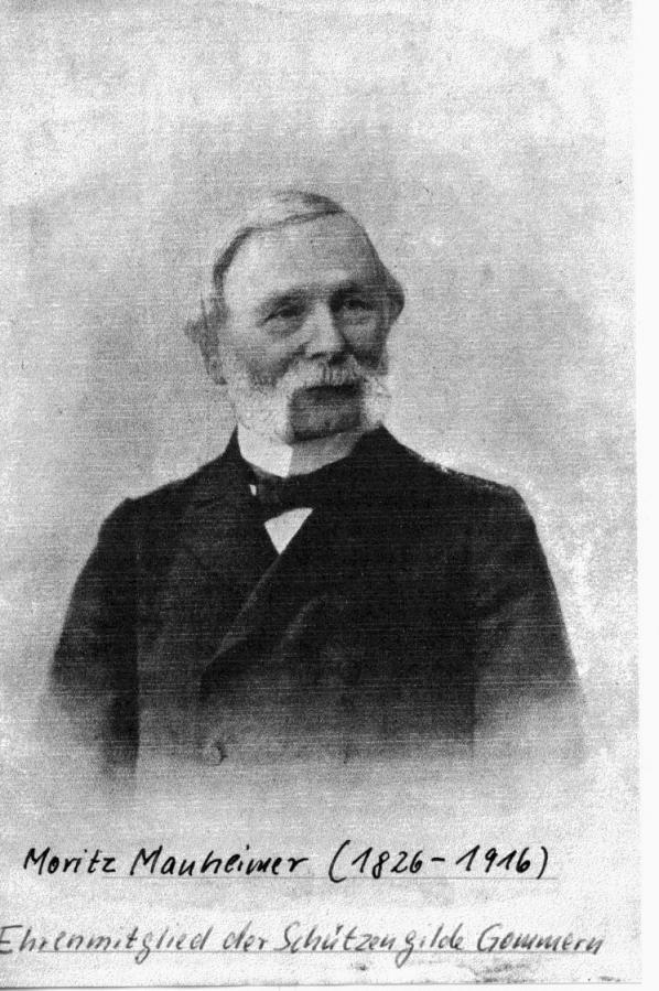 Moritz Manheimer