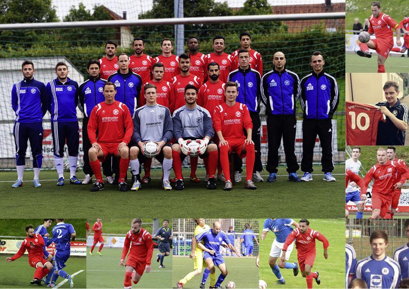 2. Mannschaft Saison 2014/2015