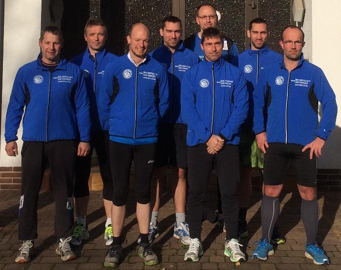 SVO-Laufgruppe 9.11.2014