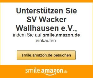 Unterstütze uns über Smile.Amazon!