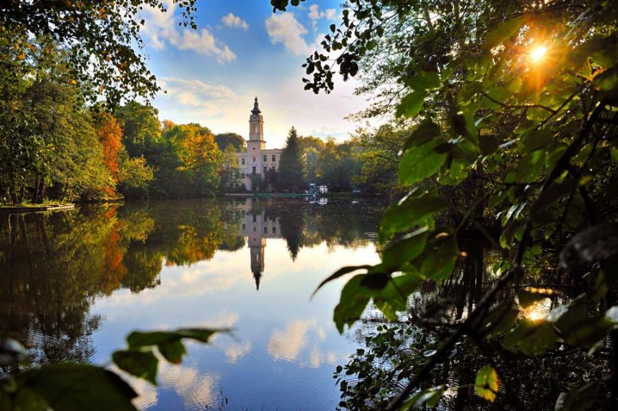 Schloss Dammsmühle | Foto: Frank Liebke