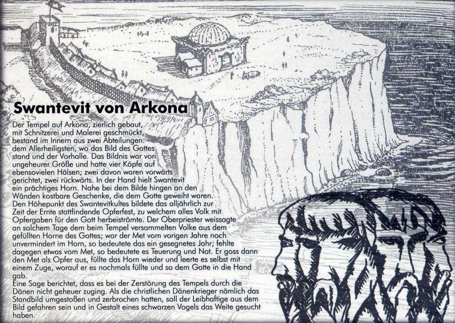 Swantevit von Arkona