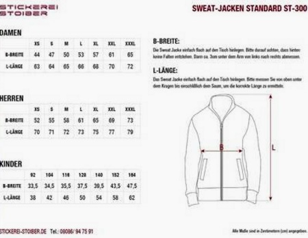 Sweat-Jacken