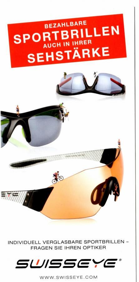 Sportbrillen Swiss Eye bei Augenoptik Carsten S.