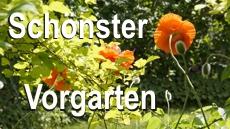 Wettbewerb Schönster Vorgarten