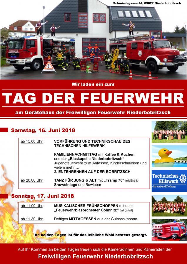 Tag der Feuerwehr 2018