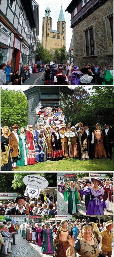 Festumzug Tag der Niedersachsen in Goslar 2013
