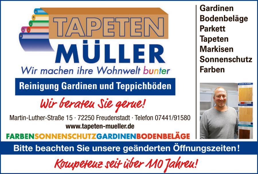 Tapeten Müller