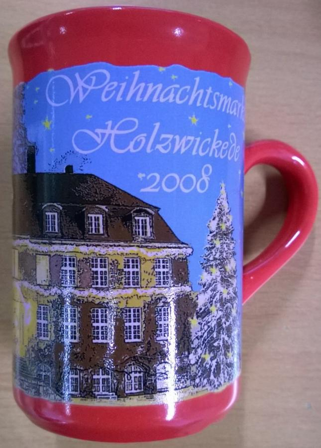 Weihnachtstasse 2008