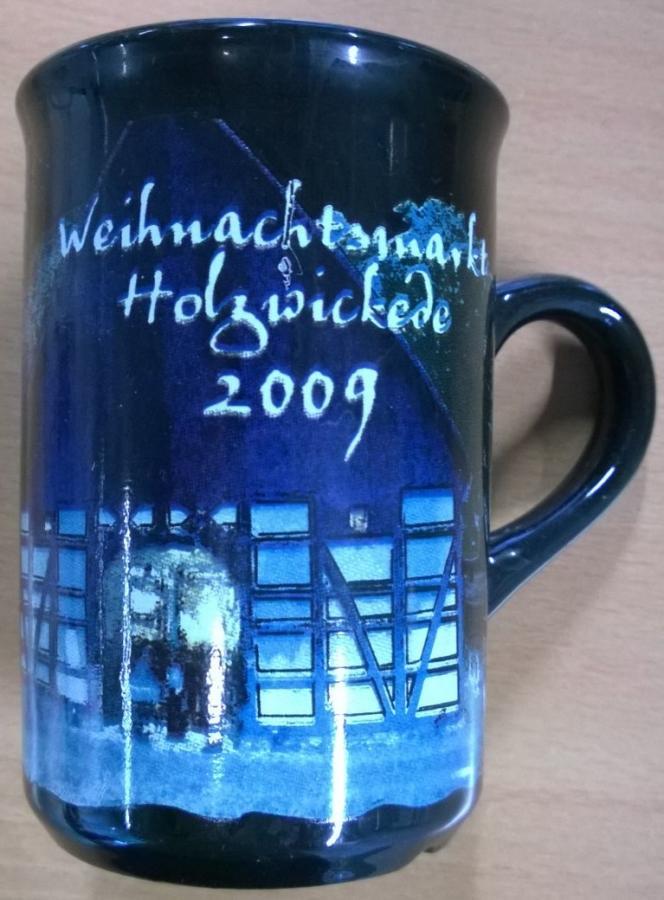 Weihnachtstasse 2009