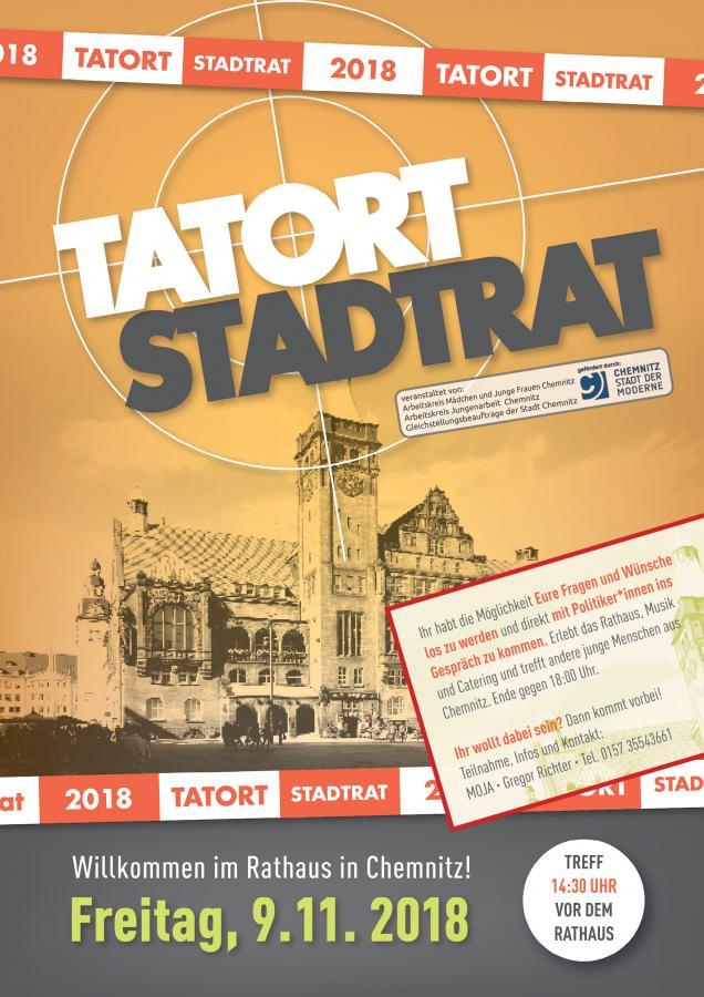 Tatort Stadtrat