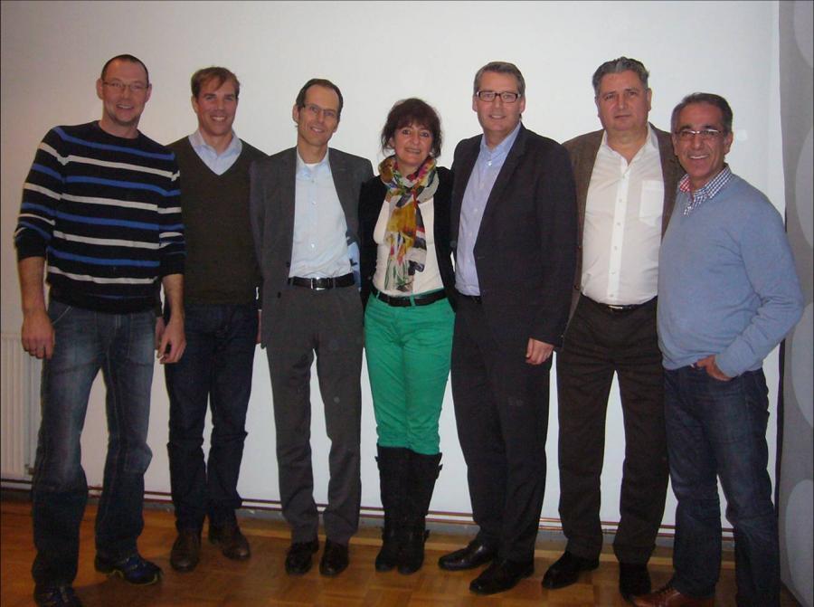 Vorstand TC Heusenstamm 2015