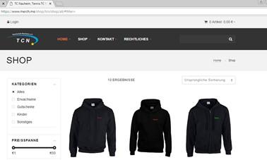 TCN-Shop