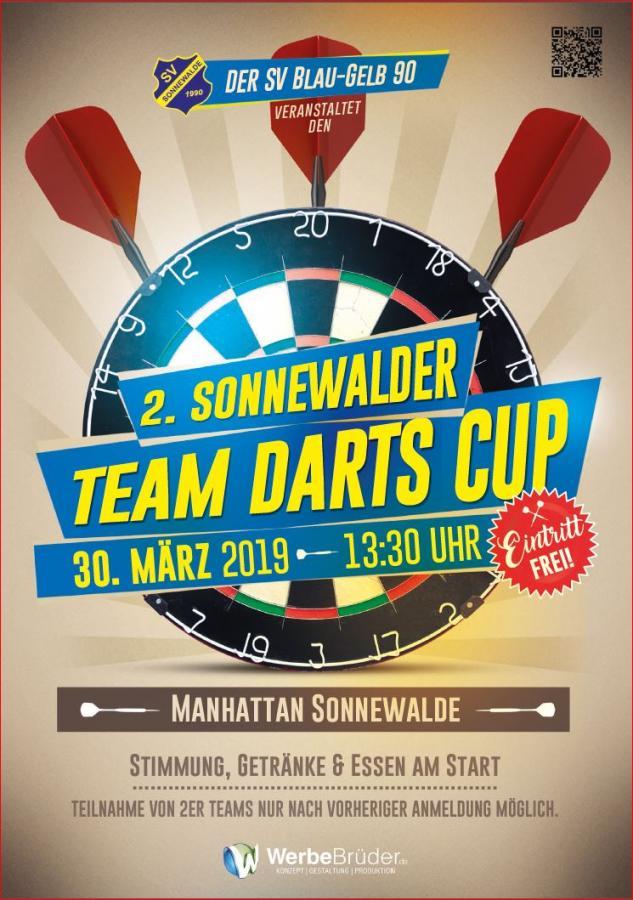 Sonnewalder Team-Darts Cup 2019