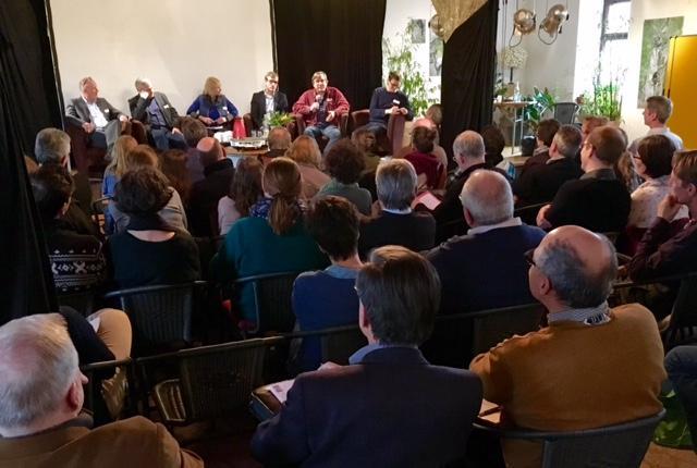 TdD17 Podiumsdiskussion mit Mitgliedern der Enquete-Kommission und Tourismus-Akteuren