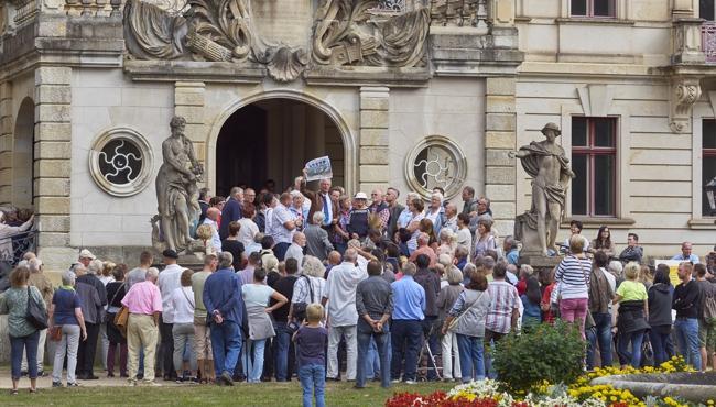 Tag des offenen Denkmals in Altdöbern