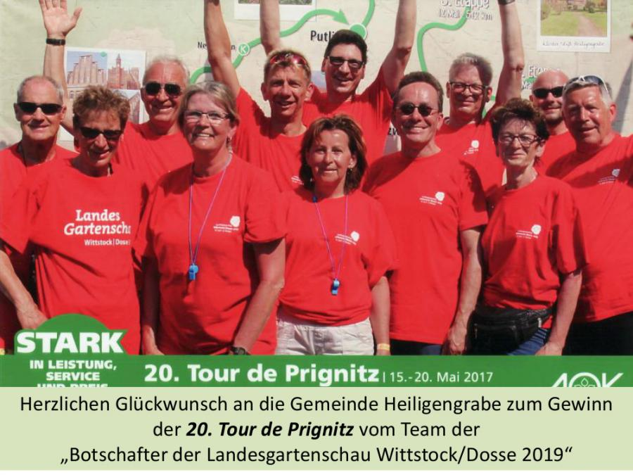 Tour de Prignitz
