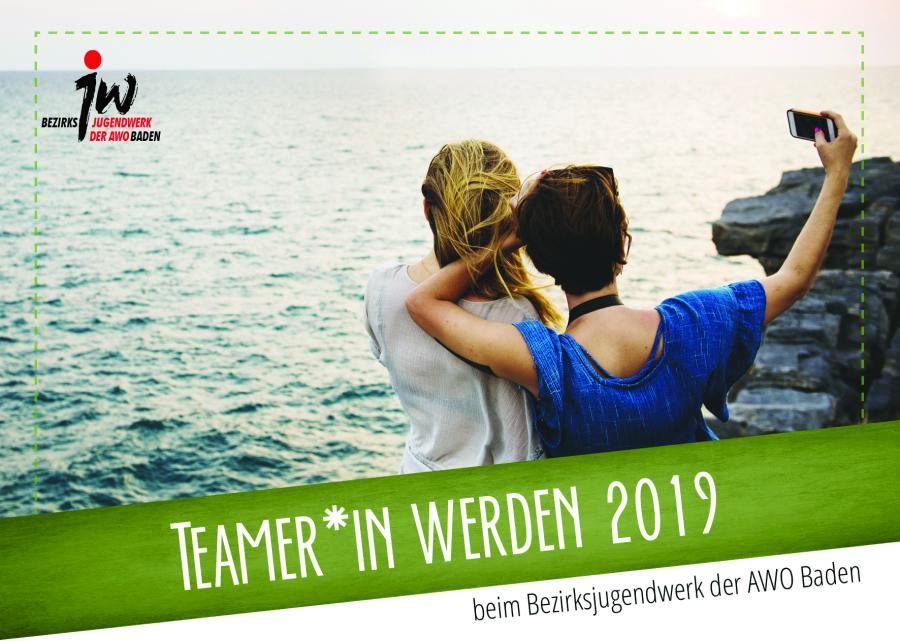 Teamerflyer Vorn 2019