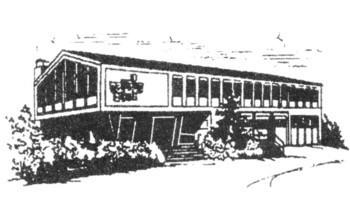 Rathaus der Gemeinde Kirchardt und gleichzeitiges Gerätehaus (1967-2004)