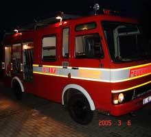 Fahrzeug TSF MAGIRUS DEUTZ 90 M III