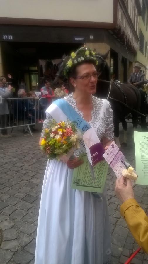 Teilnahme am Gothardusfest 2017 Gotha