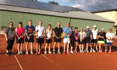 Tennis-Camp Erwachsene 2017