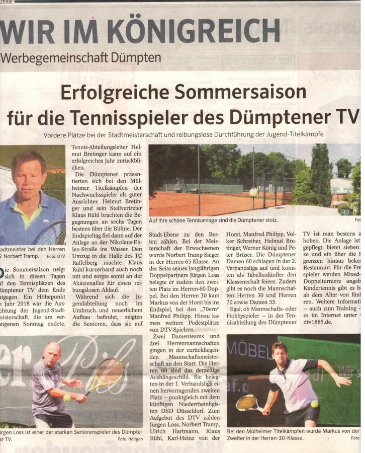 Artikel Tennis