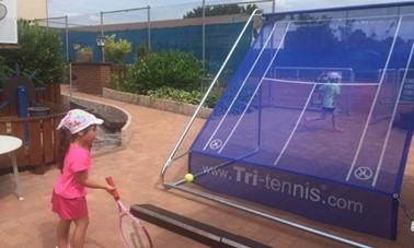 Tenniswand