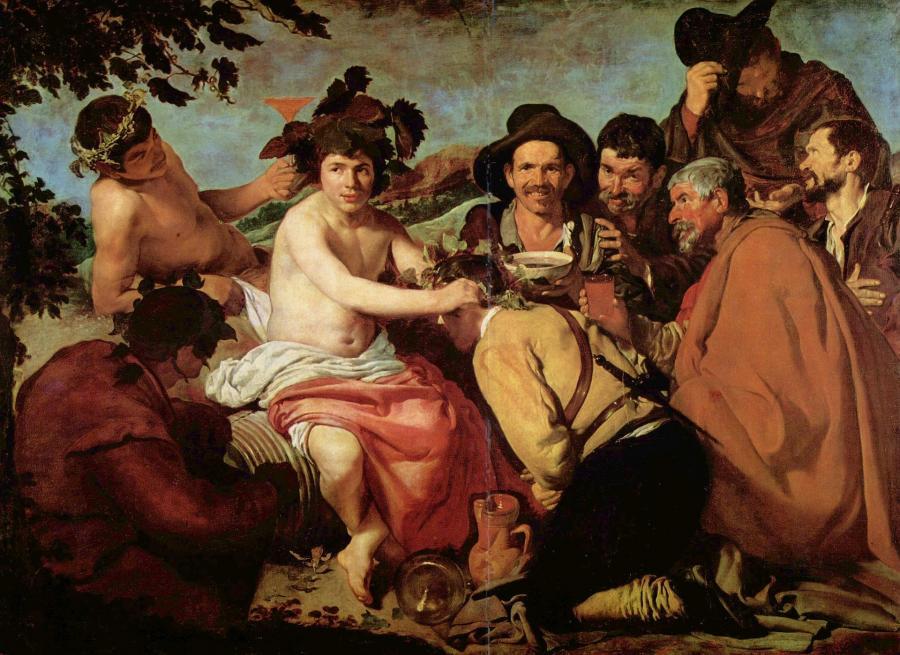 Triumph des Bacchus